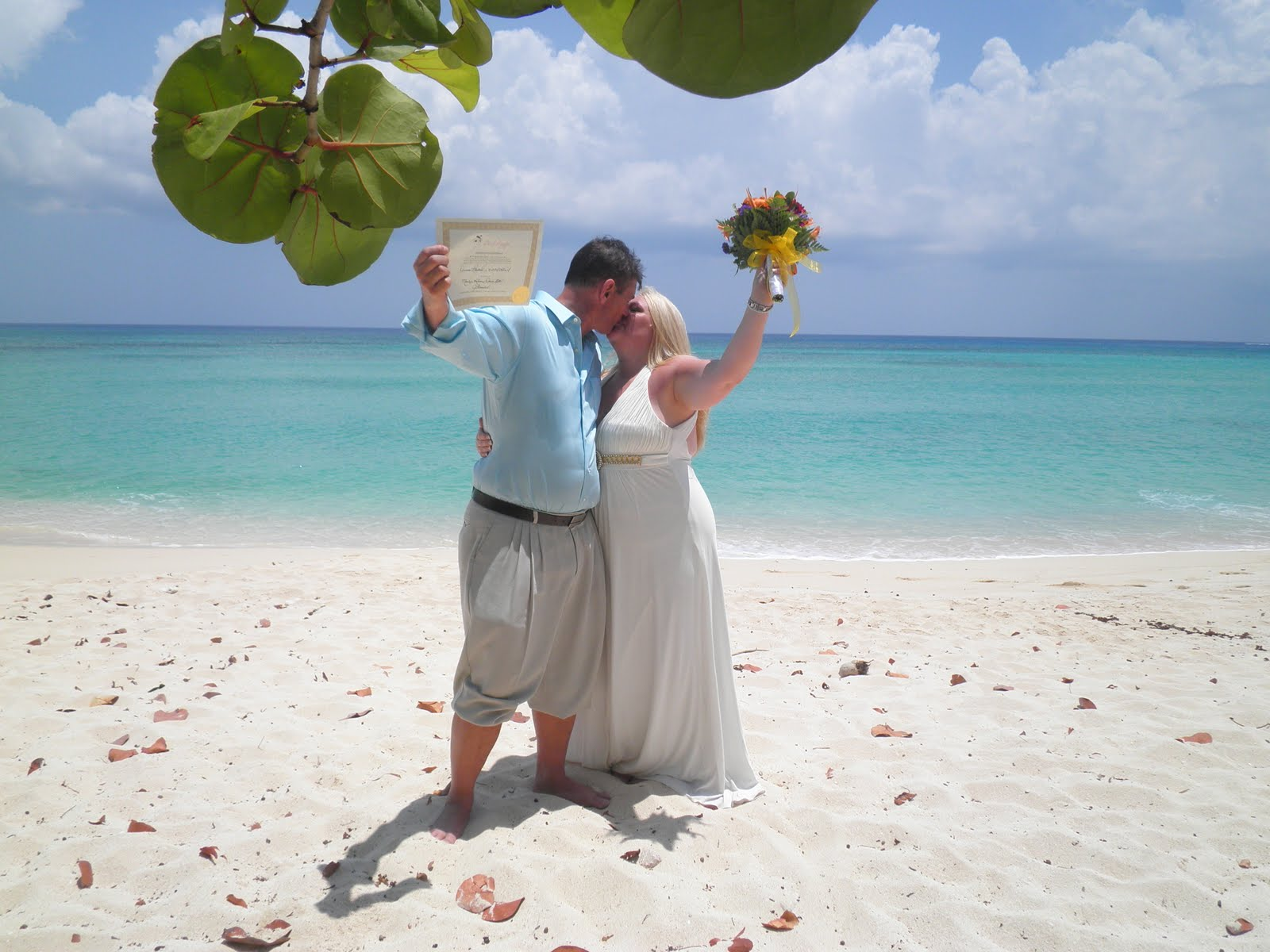 Read about Canadian Cruisers Chose Cayman for Double Vow Renewal in ...