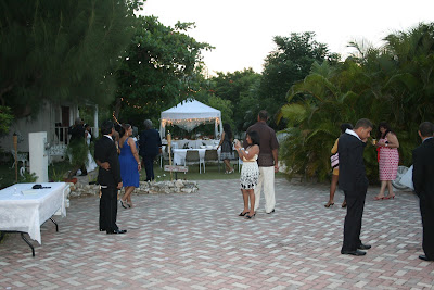 Imagine Your Cayman Garden Wedding here - image 4