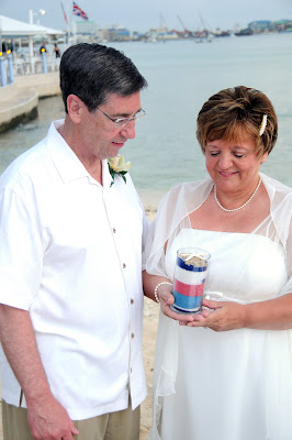 Very Special Wedding Vow Renewal, the Wharf, Grand Cayman - image 4