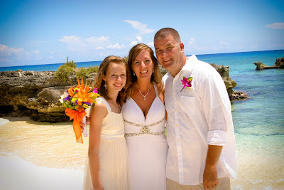 West Virginia Cruisers Enjoy Cayman Beach Wedding - image 4