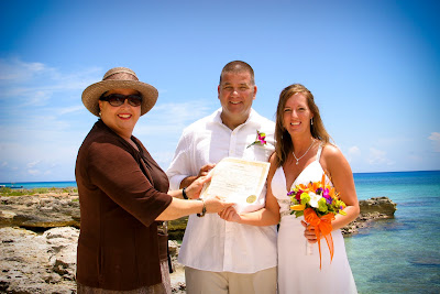 West Virginia Cruisers Enjoy Cayman Beach Wedding - image 3