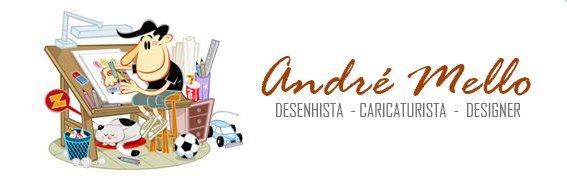 André Mello Desenhos