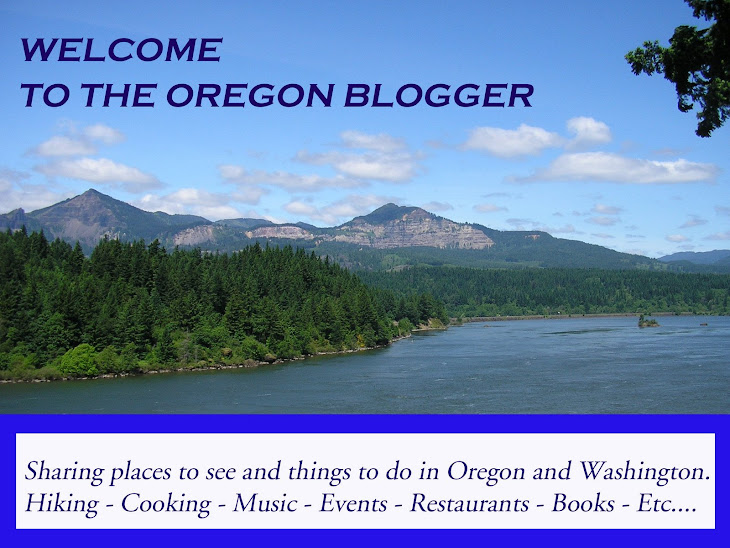 THE OREGON BLOGGER