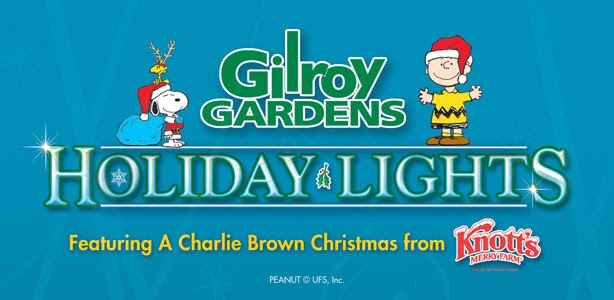 Frisco Kids Coming Up Gilroy Gardens Holiday Lights