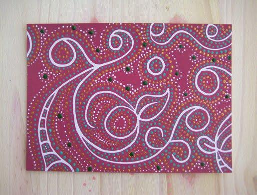 Paper Squid Linocut hand pulled block print etsy