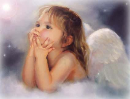 Tengo una angelita en el cielo