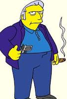 Los Personajes de Los Simpson