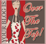 Over the Top Blog Award