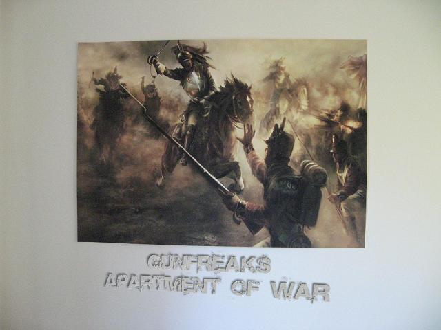 Gunfreaks Apartment of war