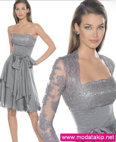 Bolerolu abiye modelleri bolerolu gece kıyafeti modelleri