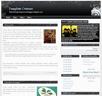 Mastereon - Tampilan Dinamis Dari Blogger