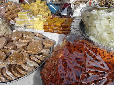 Sweets at Bandra fair
