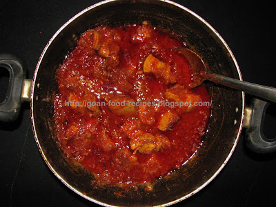 Delicious Pork Vindaloo