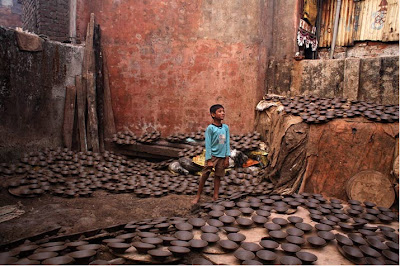 Pottery at Dharavi