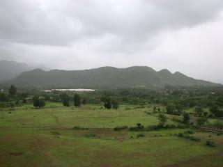 Karjat's Landscape