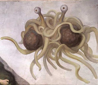 Have You Been Touched By His Noodly Appendage?