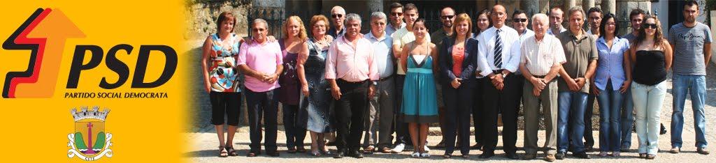 Candidatos:  Junta de Freguesia de Cête