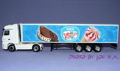 nestle truck