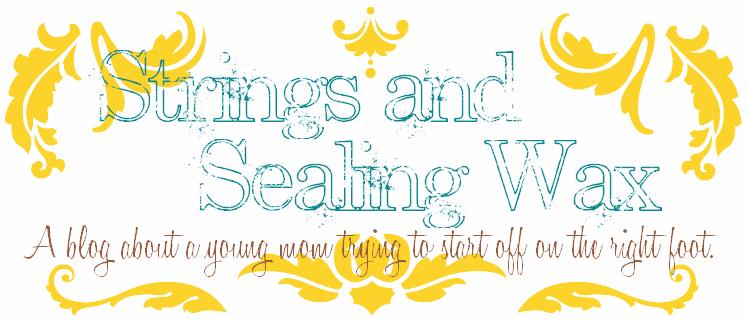 Strings and Sealing Wax