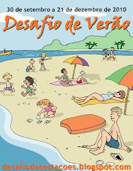 DESAFIO DE VERÃO