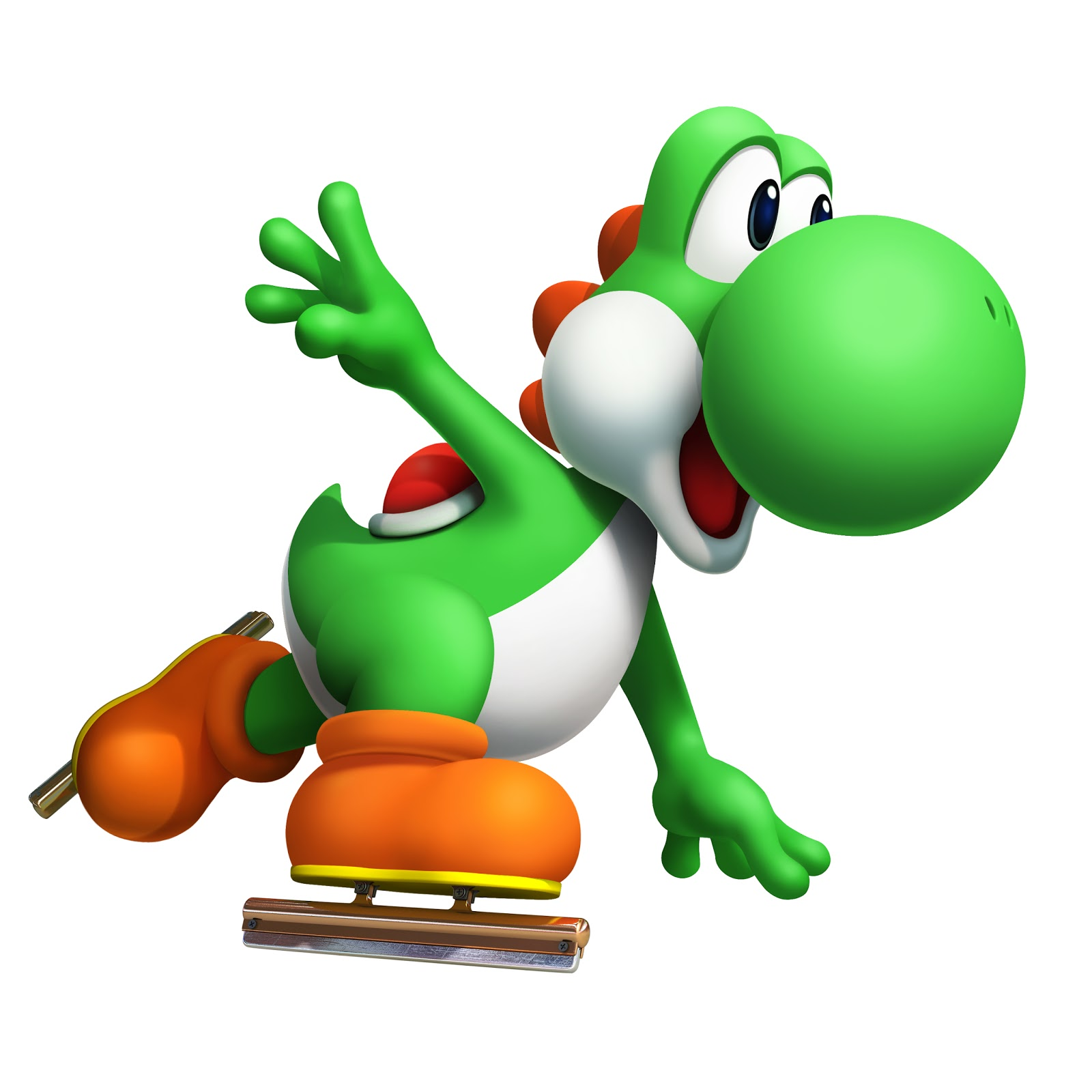 think Yoshi, that in fact is a dinosaur, is very effeminate and fits