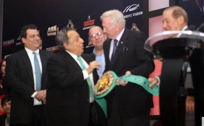 Pacquiao vs Clottey Press Conference Photos