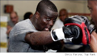 Pacquiao vs Clottey, Pacquiao vs Clottey News