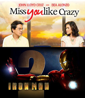 iron man 2, miss you like crazy