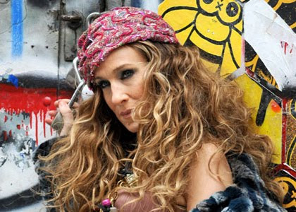 "SARA JESSICA PARKER EN ""SEX AND THE CITY"""