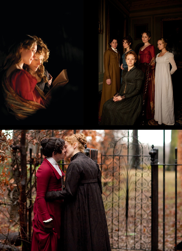 The Secret Diaries of Miss Anne Lister movie