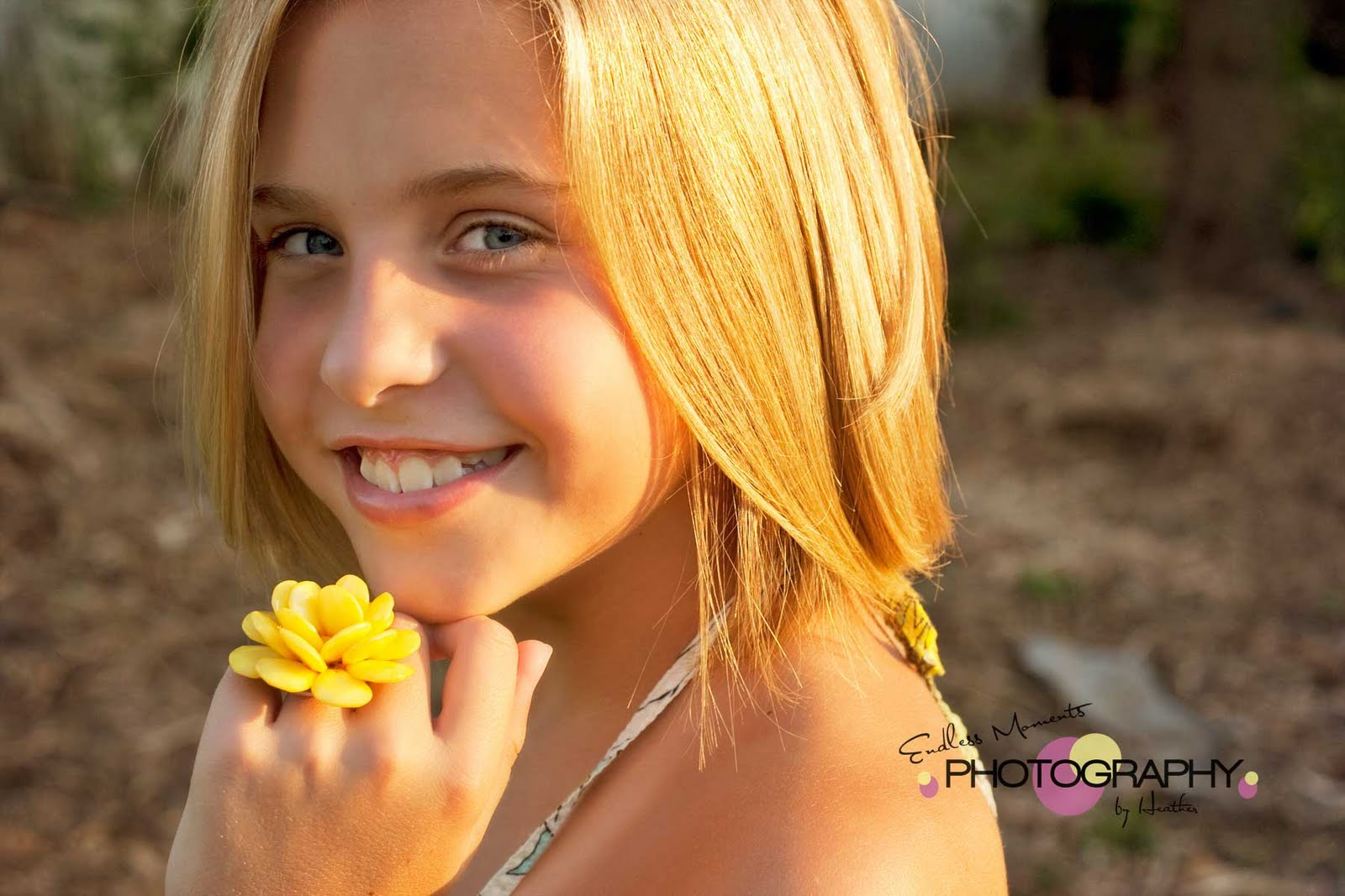 My Little Girl, My Favorite Model