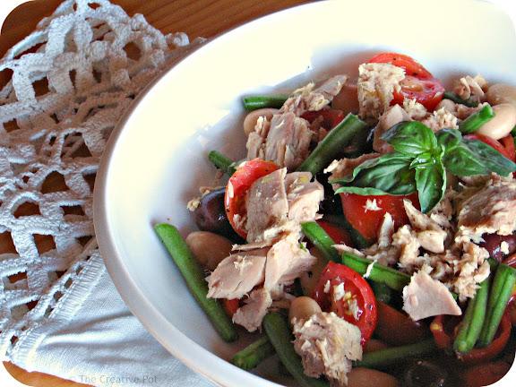 Rustic Tuna Salad