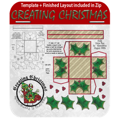 http://craftymumzcreations.blogspot.com/2009/12/creating-christmas-freebie-16.html