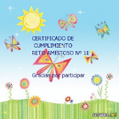 CERTIFICADO RETO No.11
