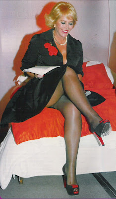 Margarita Gralia Desnuda