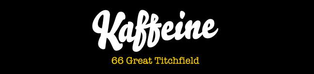 Kaffeine Blog