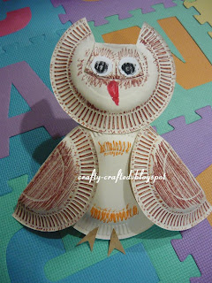Astounding Paper Plate Owl Mask Gallery - Best Image Engine . & Astounding Paper Plate Owl Mask Gallery - Best Image Engine ...