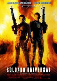 Soldado Universal 1: Dublado (1992)