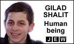 Gilad Shalit está livre! Baruch HaShem!
