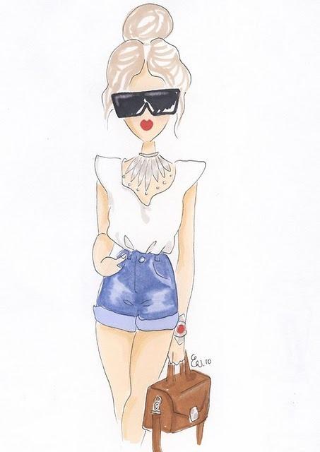 The Little Dictionary Of Fashion. Amo I Vestitiu2665
