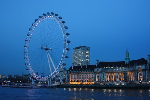 london eye. The London Eye (sometimes