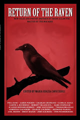 "read my poem ""Dark Tintinnabulation"" in Return of the Raven anthology"