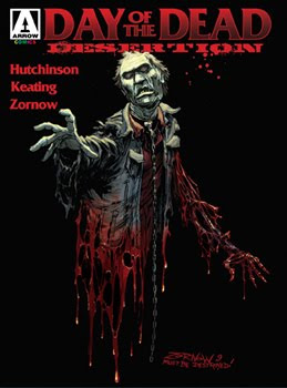George Romero, comics, Day of the Dead