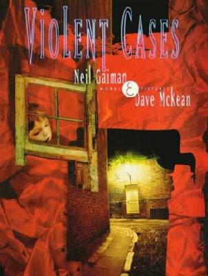 Violent Cases Neil Gaiman Dave McKean
