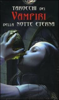 I Tarocchi dei vampiri della notte eterna Davide Corsi Scarabeo