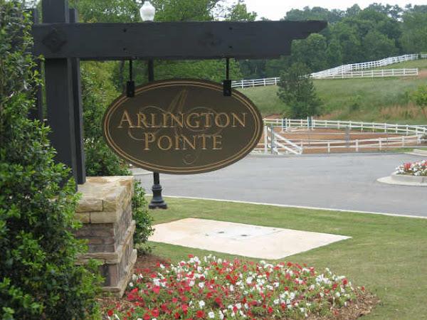 Arlington Pointe Townhome Community