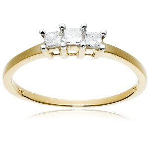 14k Gold Wedding Rings