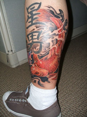 More On Chinese Symbol Tattoos