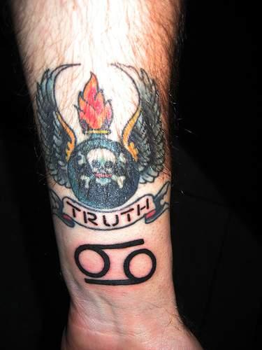 infinity symbol tattoo. Infinity Symbol Tattoo Wrist.