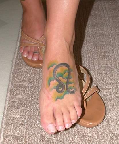 zodiac sign tattoos. Gemini Tattoo Art One of the